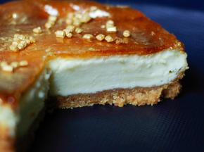 cheesecake caramel pourdebon