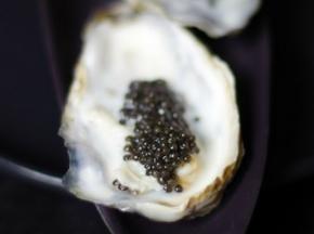 huîtres ecume caviar pourdebon
